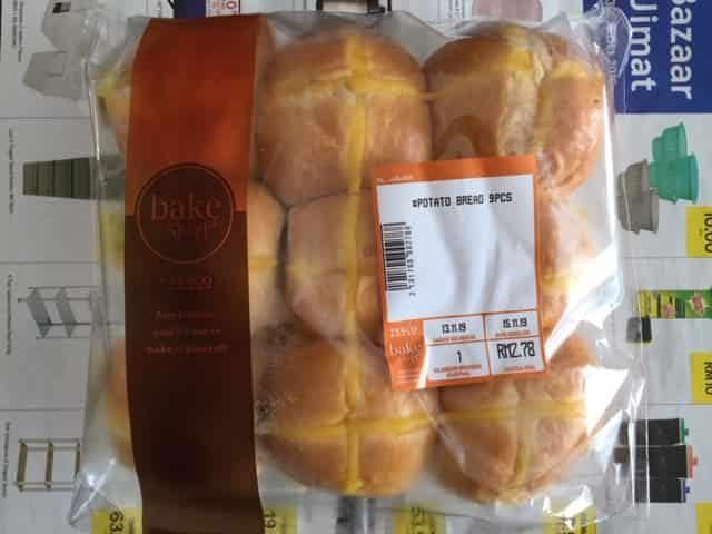 朝ごはんにおすすめなとにかく安いテスコのパン